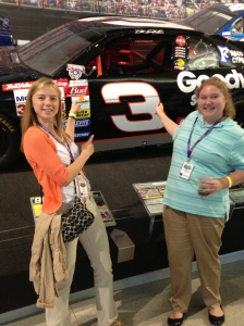 Lindsay & Erin enjoy the National Convention in North Carolina.
